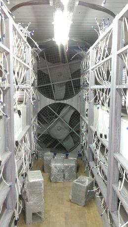 производство контейнеров для майнинга