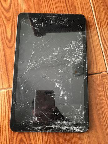 Tablet samsung tab A sm-t585 16gb. Ecra partido
