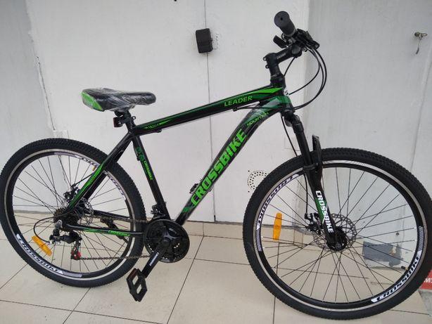 """Новый алюминиевый велосипед на 29"""" колёсах"""