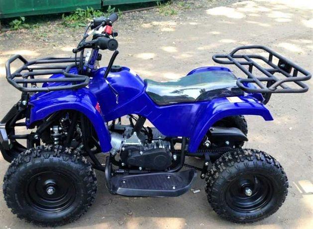 Квадроцикл детский 50 куб. бензиновый супер XTR Hummer на 3-9 лет