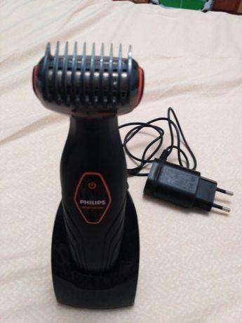Машинка для бриття та підстрижки вус