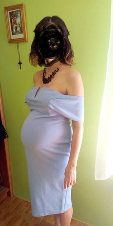 Sukienka ciążowa na wesele r. M