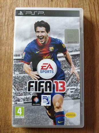 Jogo FIFA 13 EA SPORTS para PSP em bom estado