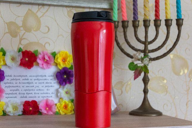 Чашка-неваляшка YUEtakan Dao5505 Red