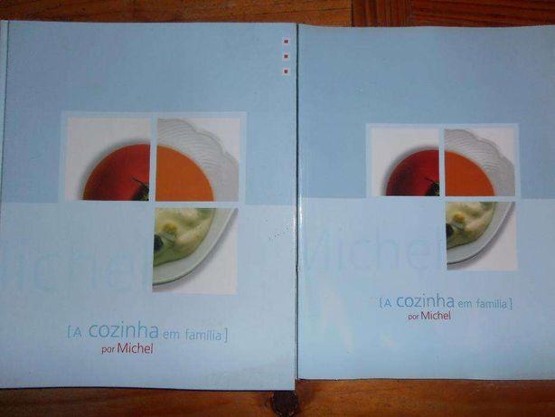 a cozinha em família, michel- 1ºed., 2003, c/dedicatória do autor