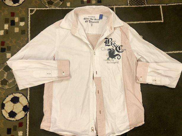 Рубашка style Х/Б 11лет 146 см 70 грн