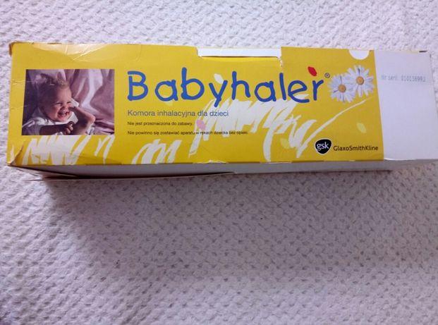 Babyhaler. Nie używany.