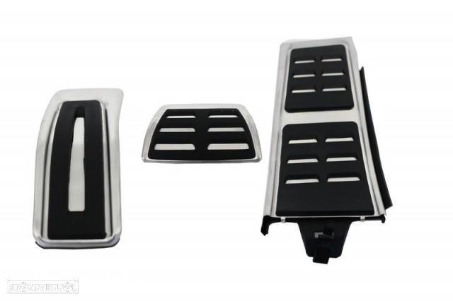 Conjunto Pedais caixa Automaticos Porsche Macan - Pedais Porsche Macan (2014 +)