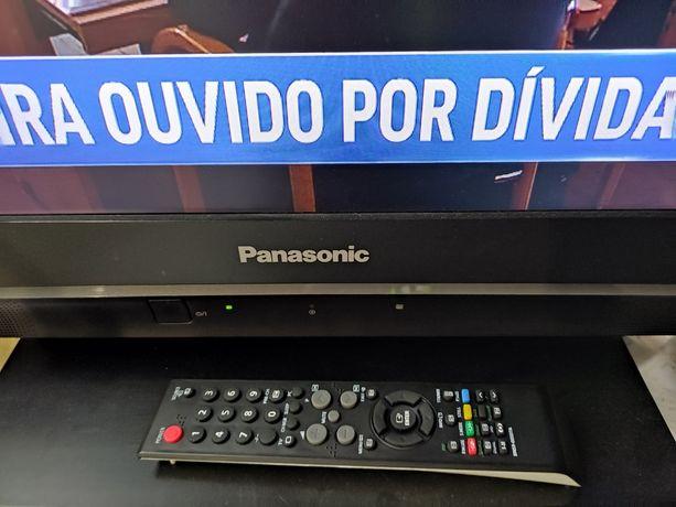 LCD Panasonic com comando