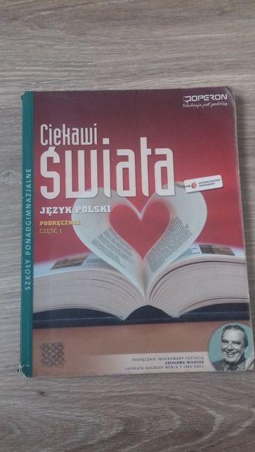 Podręcznik do języka polskiego dla szkół ponadgimnazjalnych cz.1