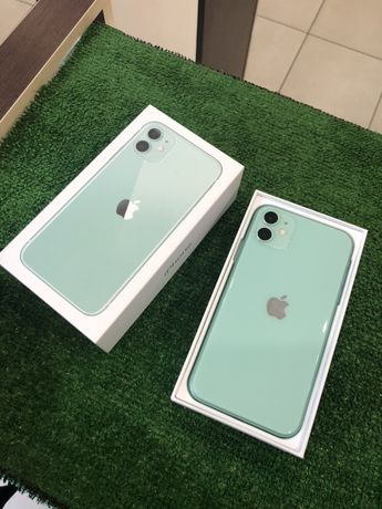 Магазин iphone 11 64 green neverlock Original Гарантия 6 мес