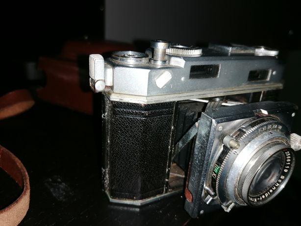 Máquina fotográfica Agfa 35mm analógica karat36 v1