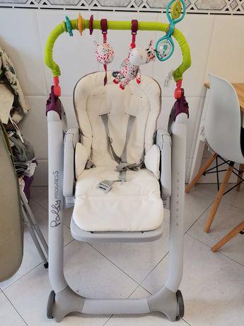 Cadeira de refeição Chicco Polly Progress 5