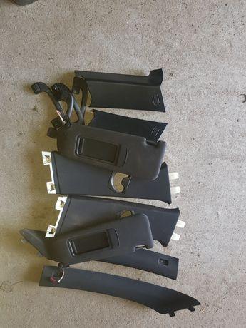 Słupki M-Pakiet BMW e91