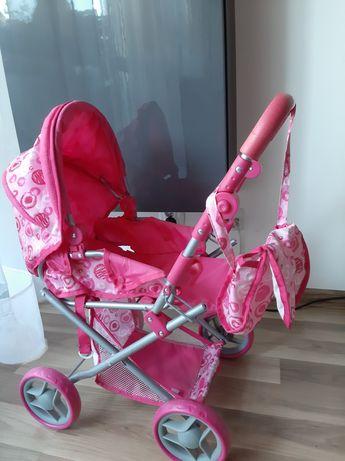 Wózek dla lalki.