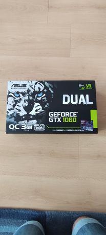 ASUS GeForce GTX 1060 3G OC para peças ou reparo