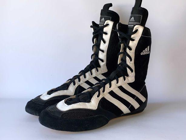 Боксерки Adidas Boxing Розмір 44 (28 см) Оригінал борцовки