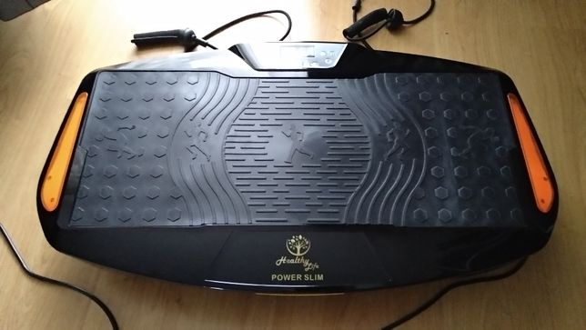 Power Slim Healthy Platforma wibracyjna odchudzanie, cellulit