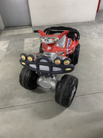 Moto 4 de bateria