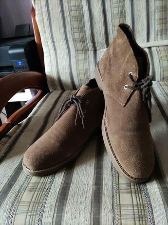 Кожаные ботинки Atlanta