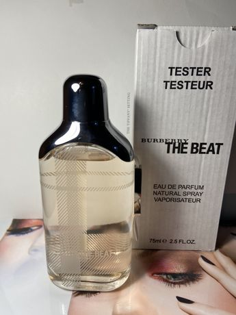 Burberry The Beat 75 млл,тестер оригинал,батч код