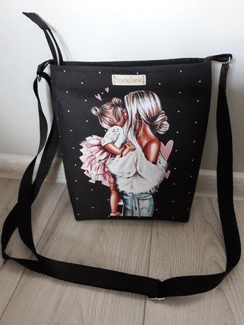 Nowa torebka handmade