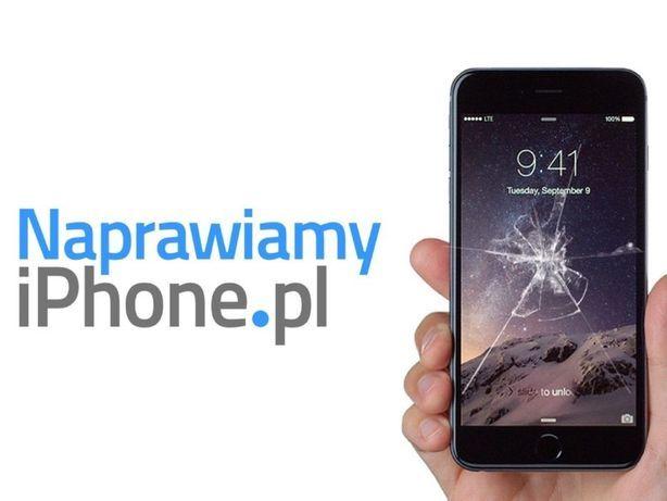 Wymiana Szybki Ekranu iPhone 6 6s 7 8 Plus X XS MAX XR OD RĘKI!! W-WA