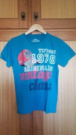 t-shirts da marca tiffosi original
