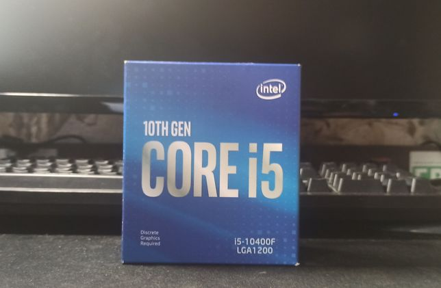 Процессор I5 10400f
