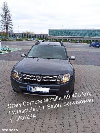 Dacia Duster Dacia Duster 2014,1.6 16V 105 4x2,Fabryczny LPG, I Wlaściciel PL