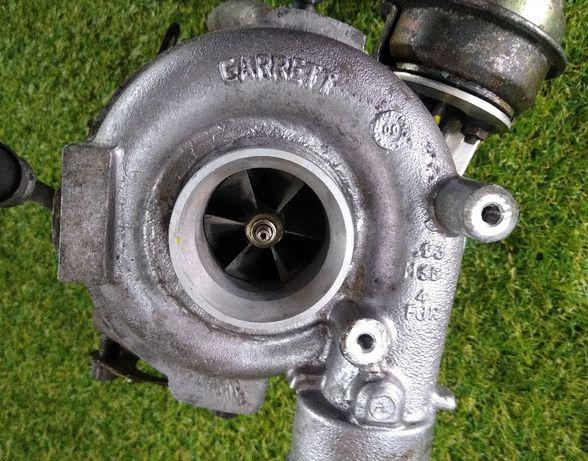 BMW e46 330d turbo turbina turbospreżaka moc 184km