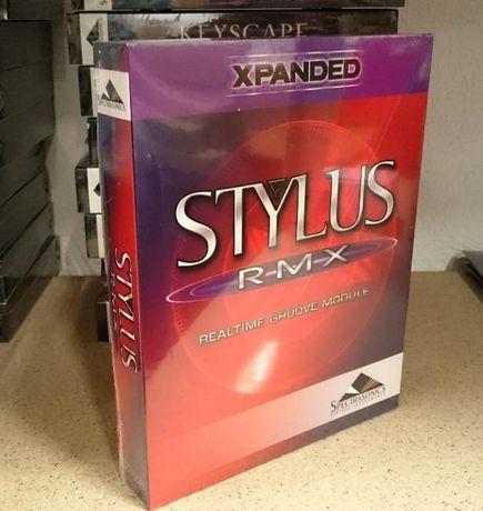 Spectrasonics Stylus RMX Xpanded - Wirtualna maszyna perkusyjna