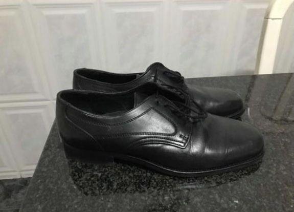 Sapatos de Traje Académico