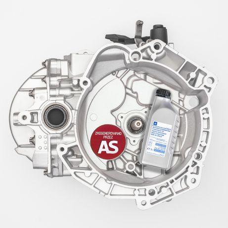 Skrzynia biegów M32 2.2 DIRECT Opel Astra Vectra C Zafira B + OLEJ