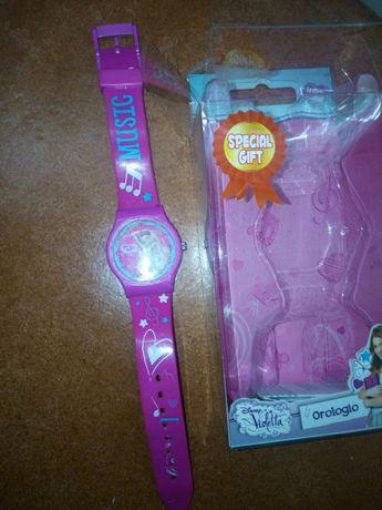 Relógio Violetta da Disney