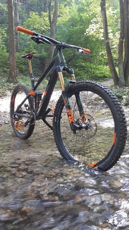 Cube Stereo 140 HPC TM 2019 Rower MTB Trail / All mountain / Enduro