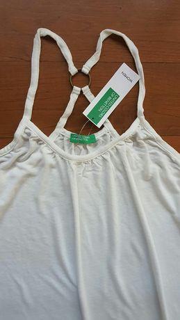 Blusa Benetton nova, com etiqueta
