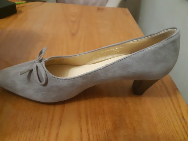 Туфли можельные Gabor замшевые