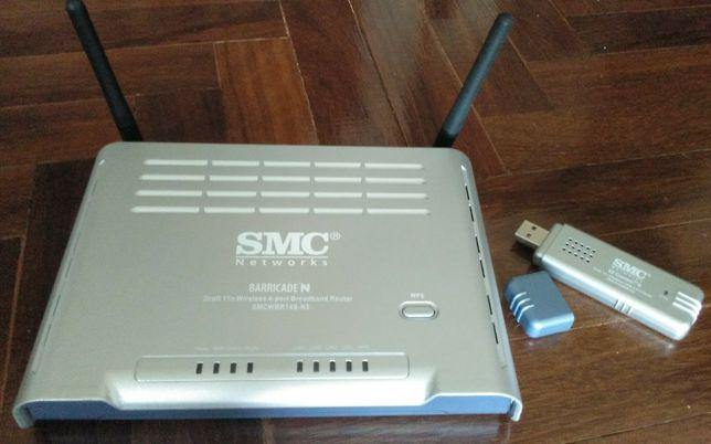 SMC Wireless Barricade SWCWBR14S-N2 NOVO