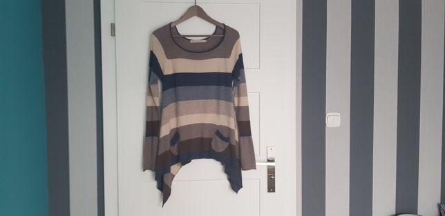 Next sweterek angora 40 L