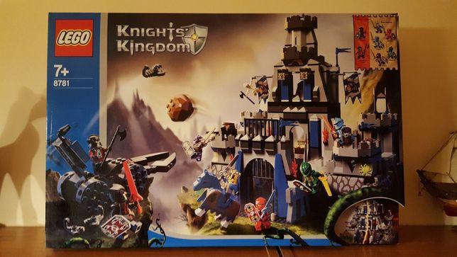 NOWY ZESTAW LEGO 8781 ZAMEK MORCIA Castle MISB Zamek Rycerzy Nowe 2004