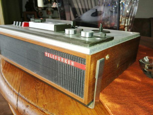 Leitor gravador bobines Telefunken Berolina