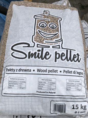 Pellet Smile Wysoka Jakośc Najtaniej !