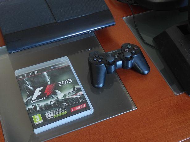 PlayStation 3, volante e jogo