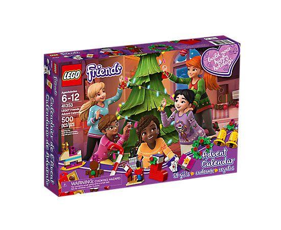 Lego 41353 Calendario Advento Friends - NOVO