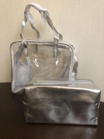 Косметичка сумка для косметики мери кей mary kay бьюти кейс