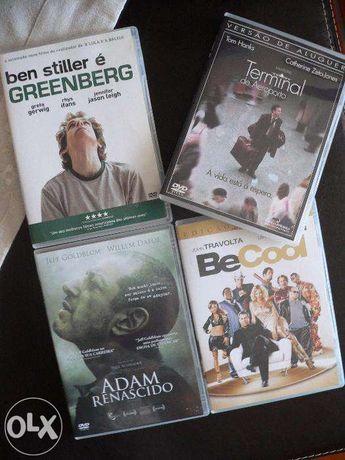 DVD ´s originais diversos