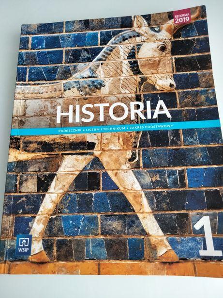 Podręcznik Historia 1 technikum liceum