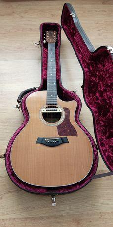 Gitara akustyczna Taylor 714 c zestaw