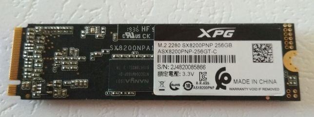 A-Data XPG SX8200 Pro M.2 ASX8200PNP-256GT-C 256 ГБ